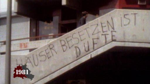 Hausbesetzungen in Kreuzberg