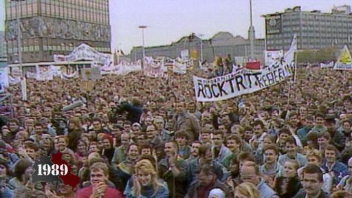 Kundgebung Alexanderplatz