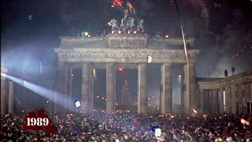 New Year at the Brandenburg Gate