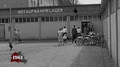 Marienfelde refugee transit camp