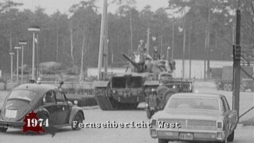 Amoklauf mit Panzer